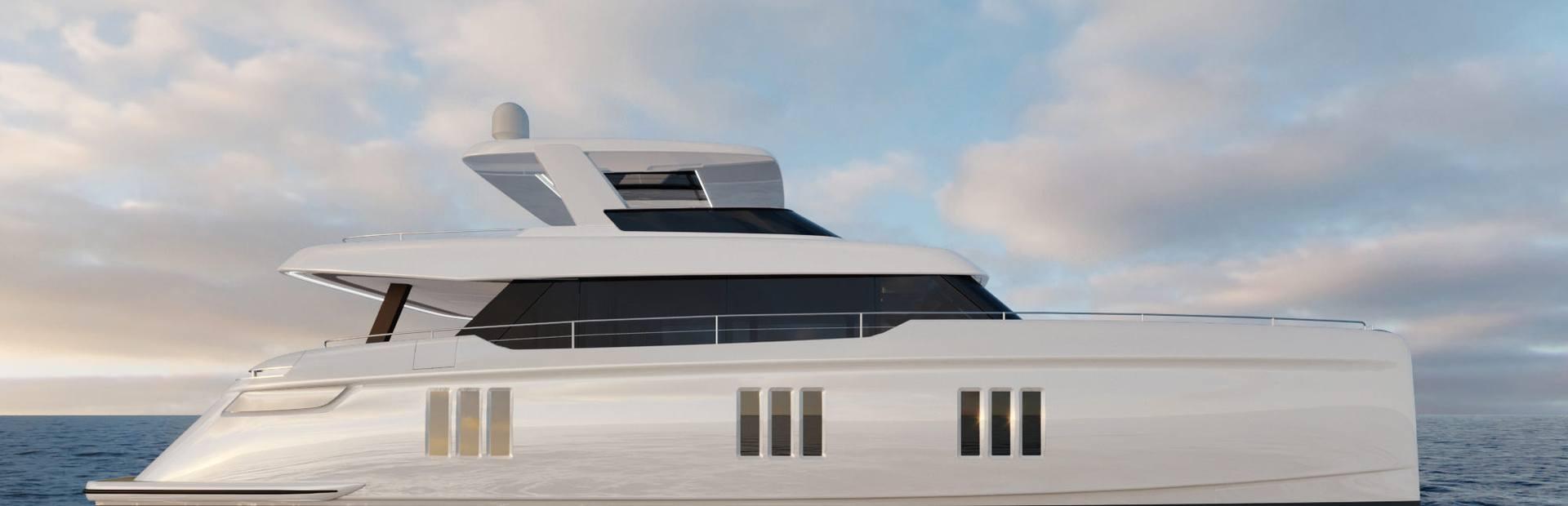 70 Sunreef Power Yacht Charter