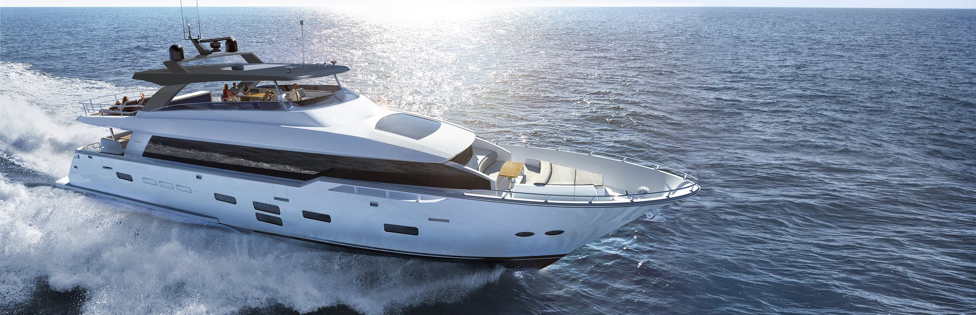 M98 Panacera Yacht Charter