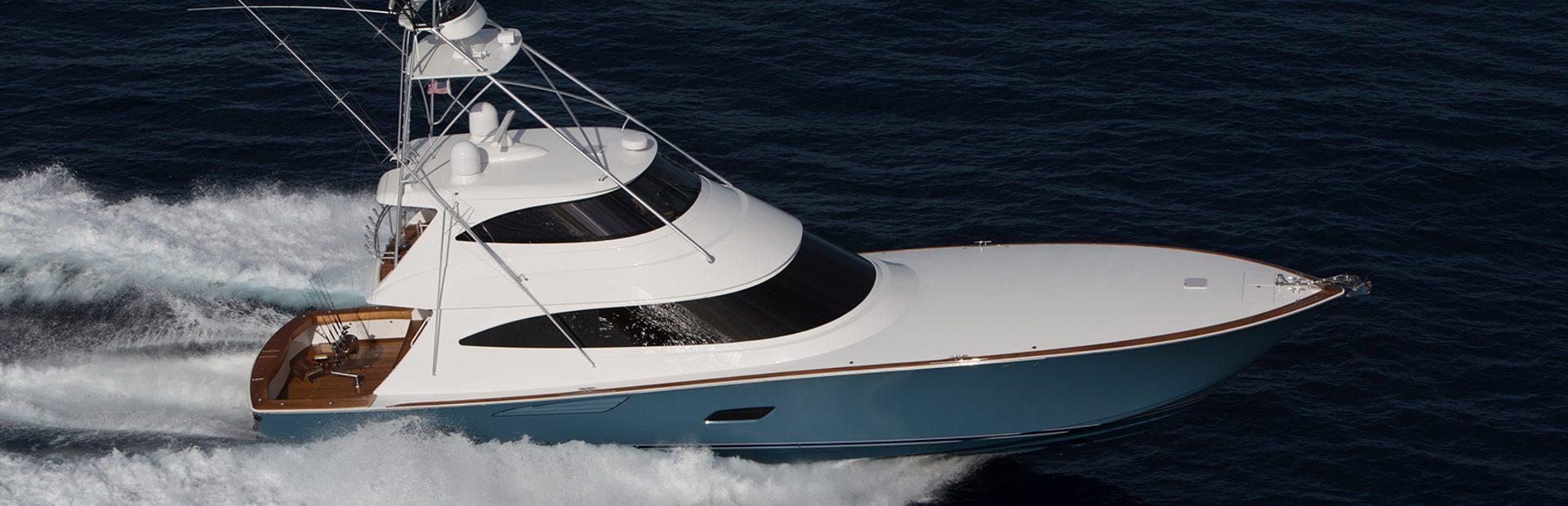 Viking 80EB Yacht Charter
