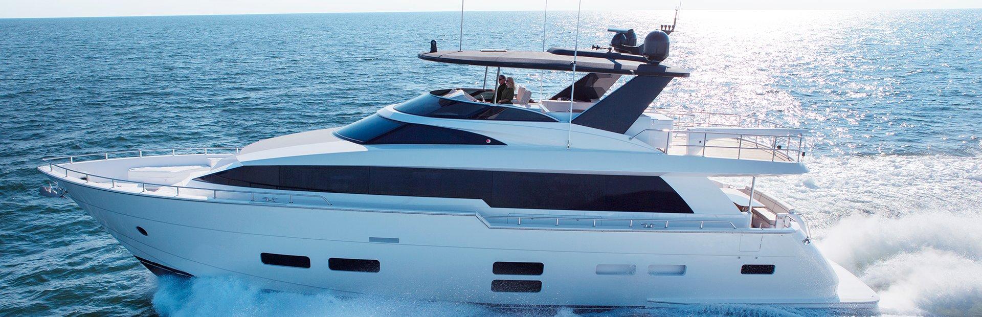 M75 Panacera Yacht Charter