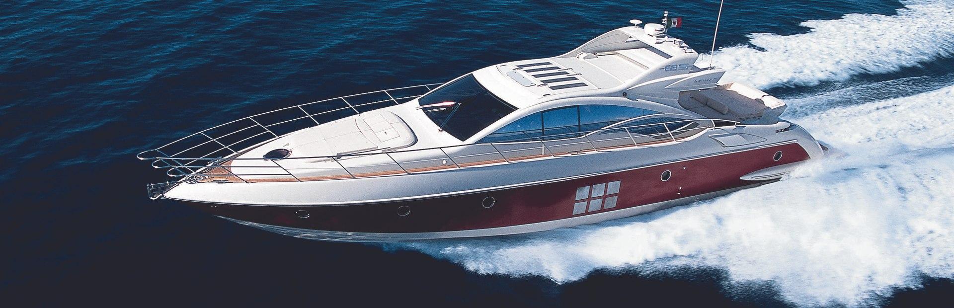 Azimut 68S Yacht Charter