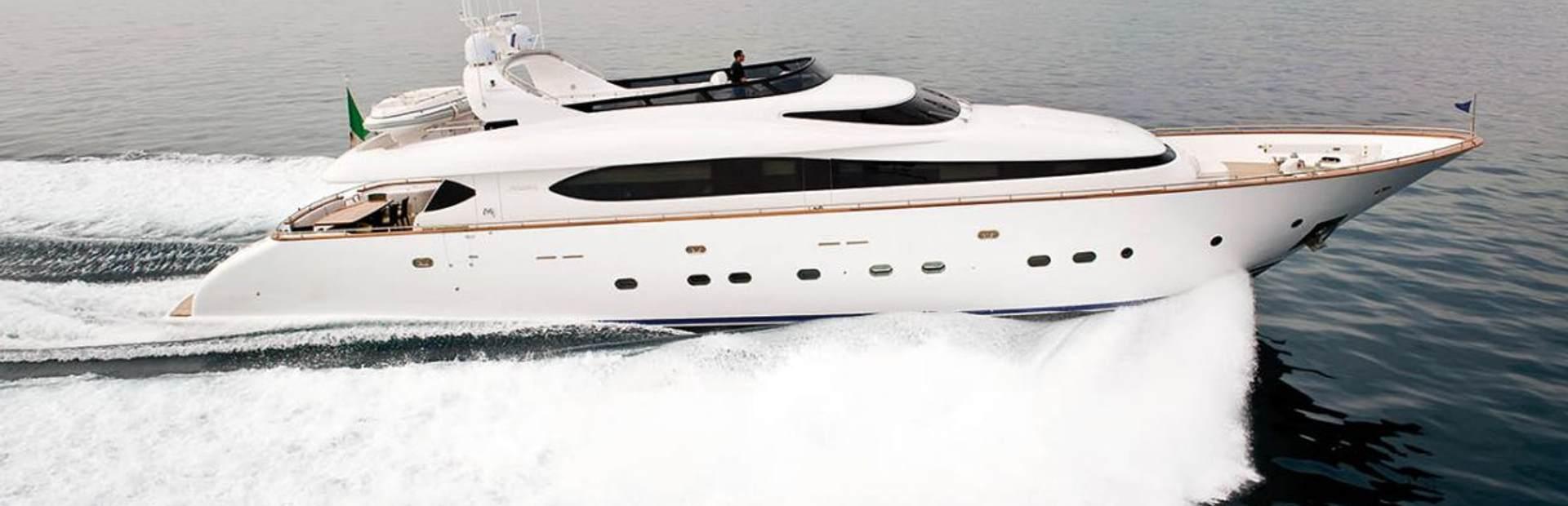 Maiora 31DP Yacht Charter
