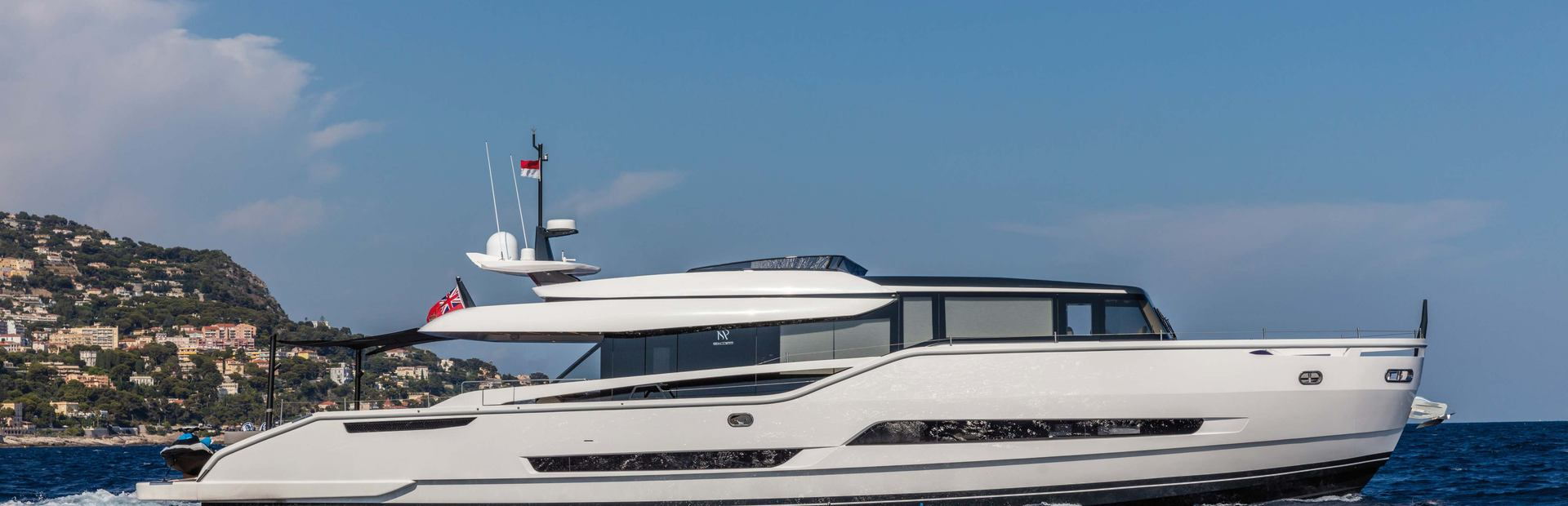 Extra 86 Fast Yacht Charter