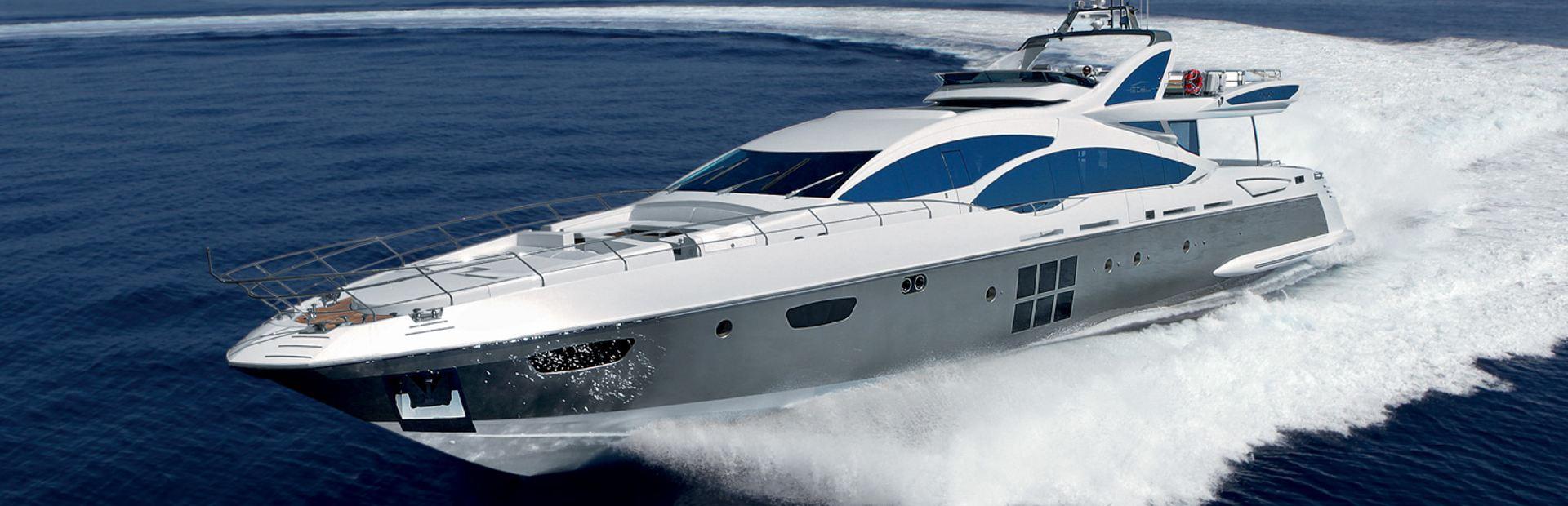 Grande 120SL Yacht Charter