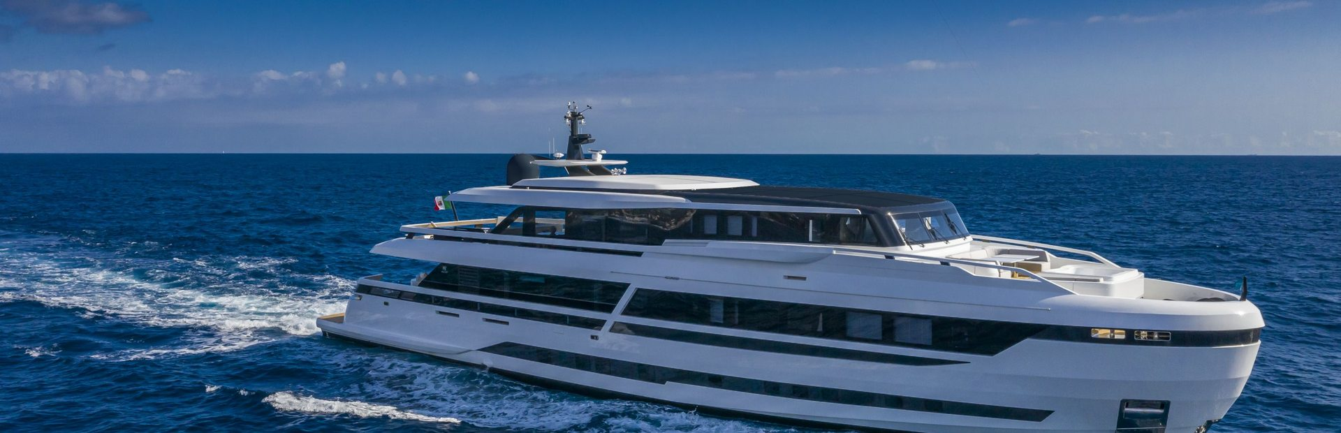 130 Alloy Yacht Charter