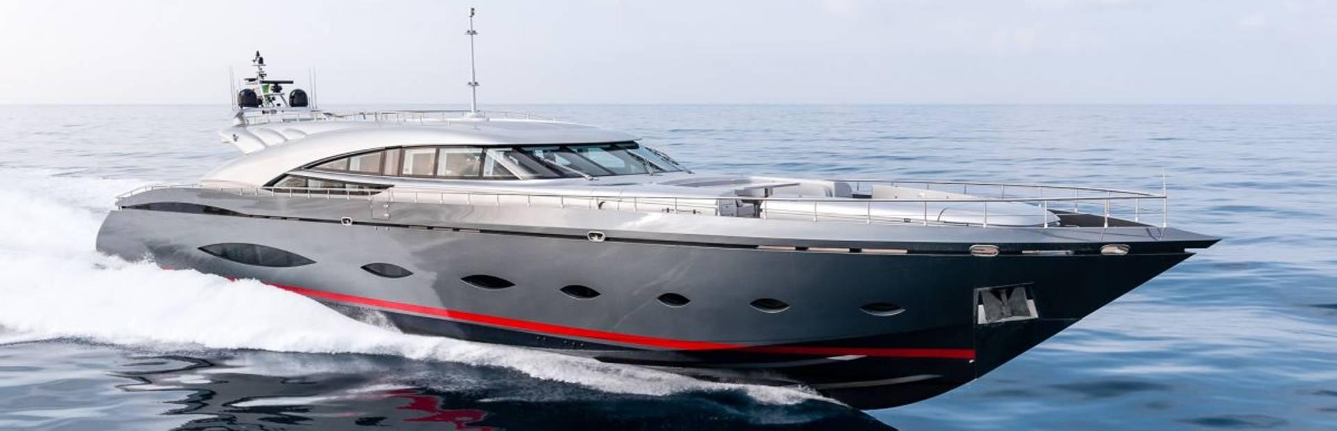 AB Yachts AB 140 Yacht Charter