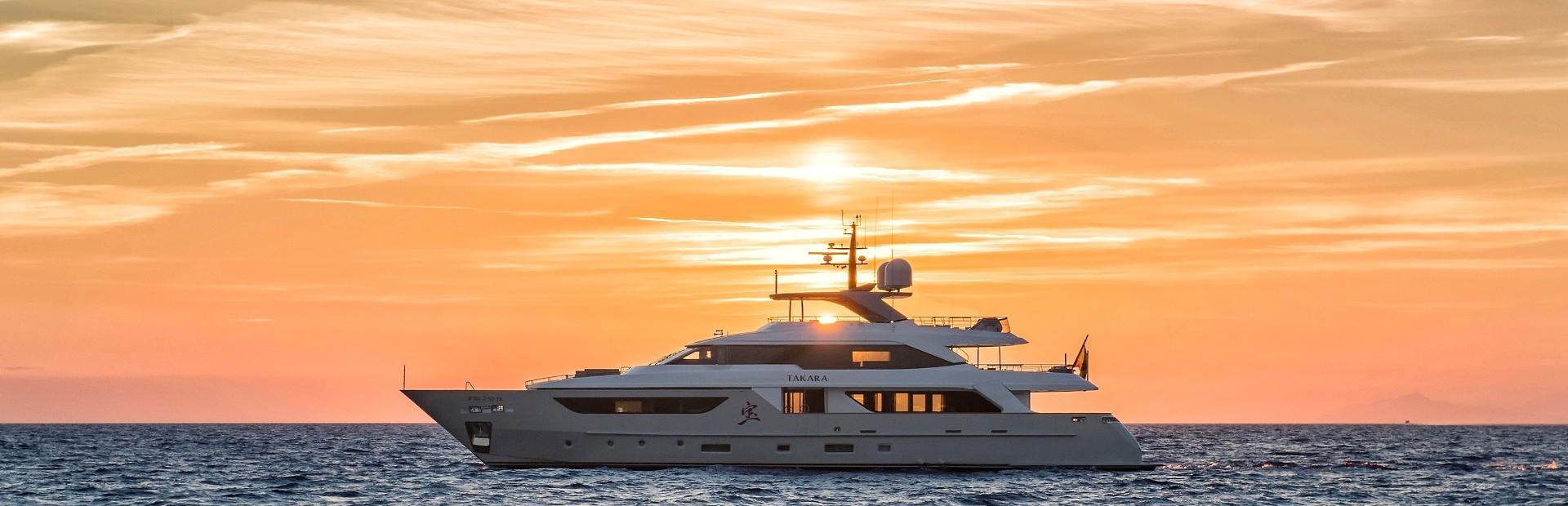 SD126 Yacht Charter