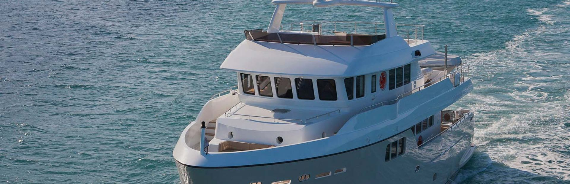 Cantiere Delle Marche Darwin 86 Yacht Charter