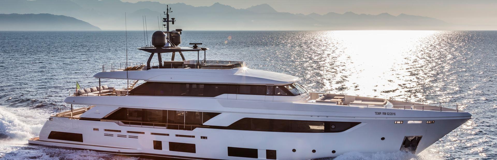 Navetta 37 Yacht Charter