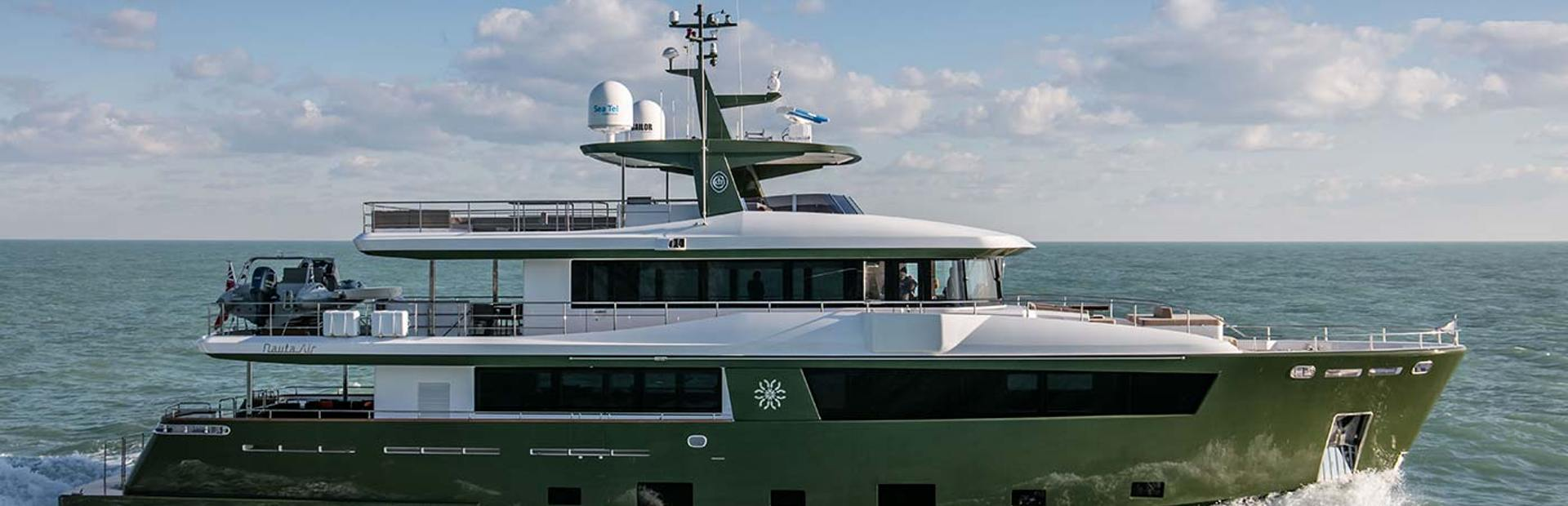 Cantiere Delle Marche Nauta Air 111 Yacht Charter