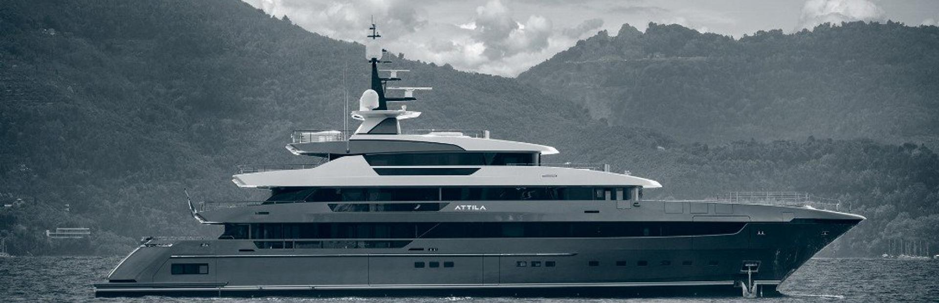 64Steel Yacht Charter