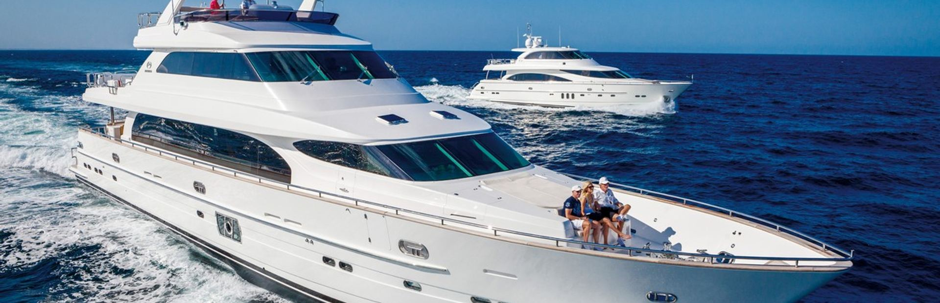 P110 Yacht Charter