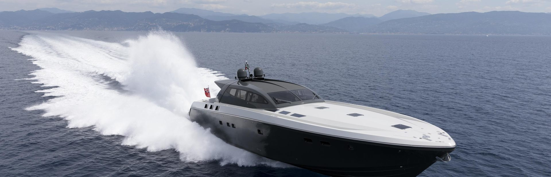 Otam 80 HT Yacht Charter