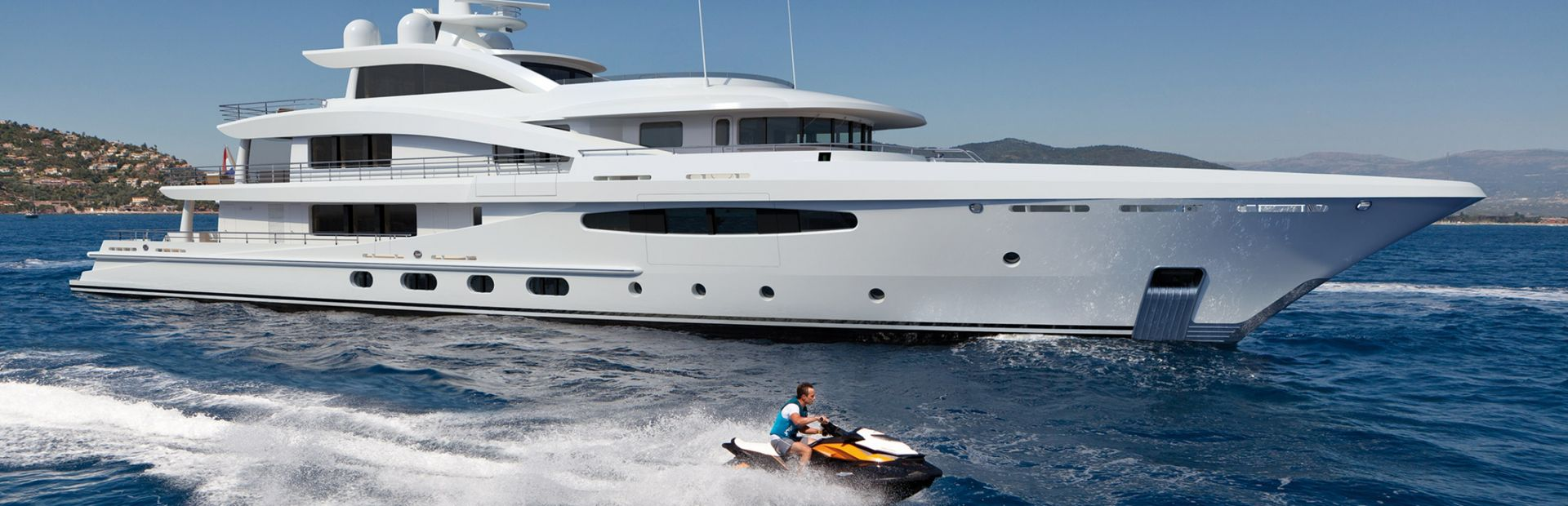 Amels 188 Yacht Charter