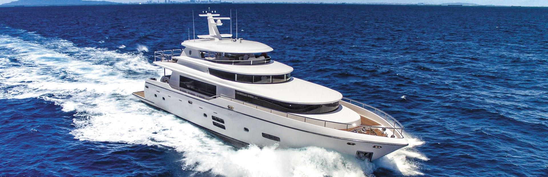 Johnson 93 Yacht Charter