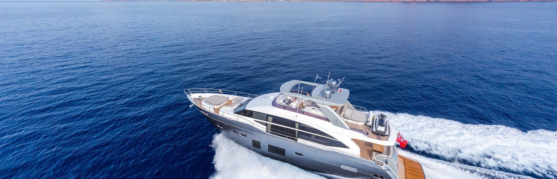 Princess Y75  Yacht Charter