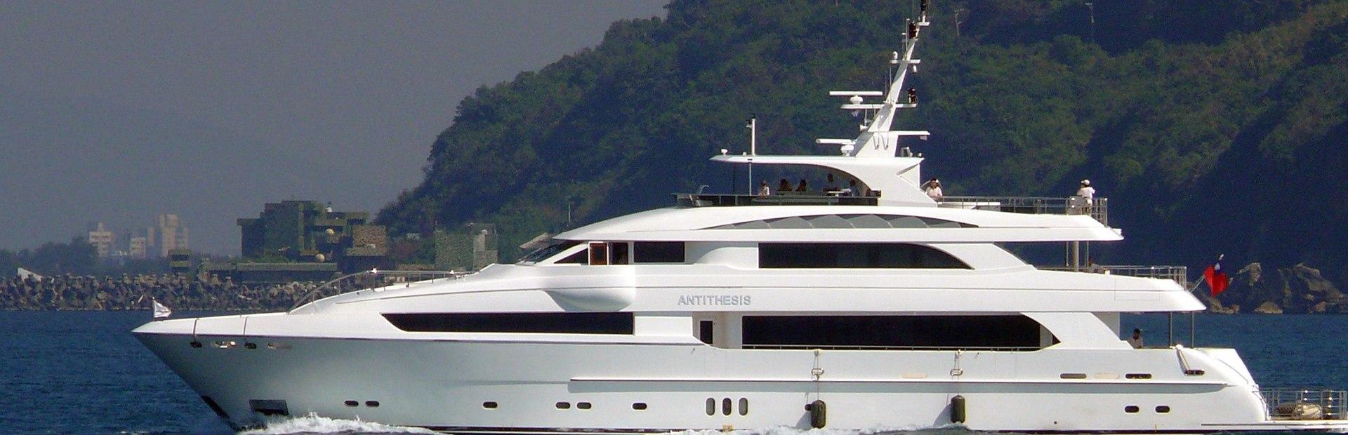 P130 Yacht Charter