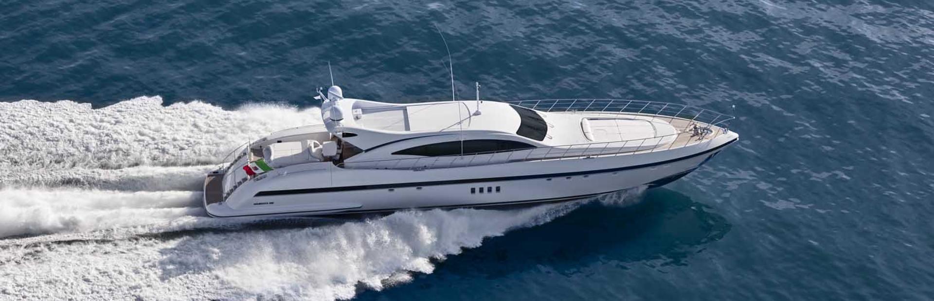 Mangusta 108 Yacht Charter