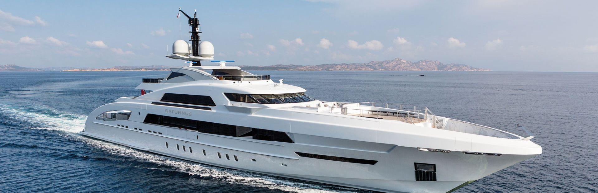 6500 Aluminium Yacht Charter