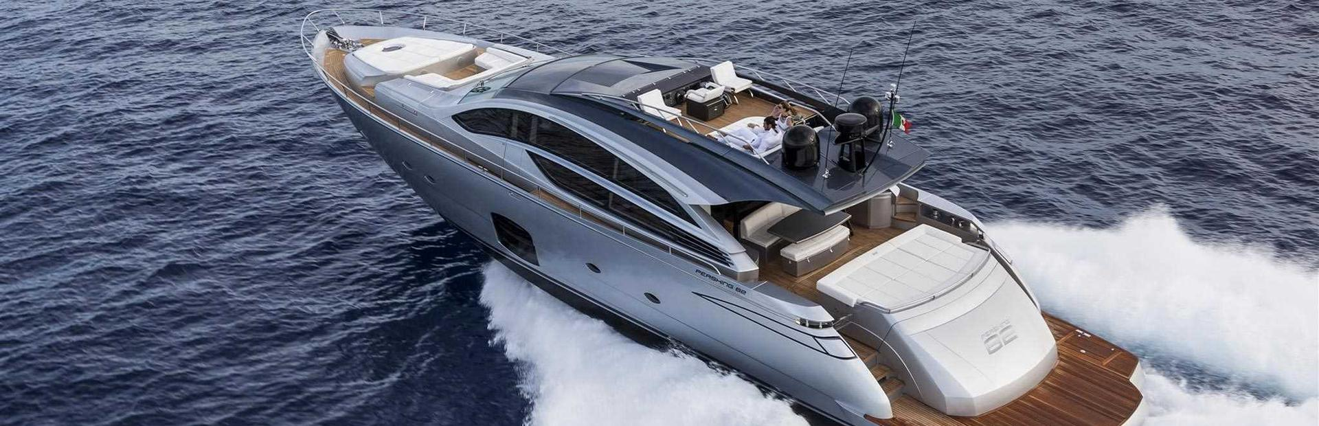 Pershing 82 Yacht Charter