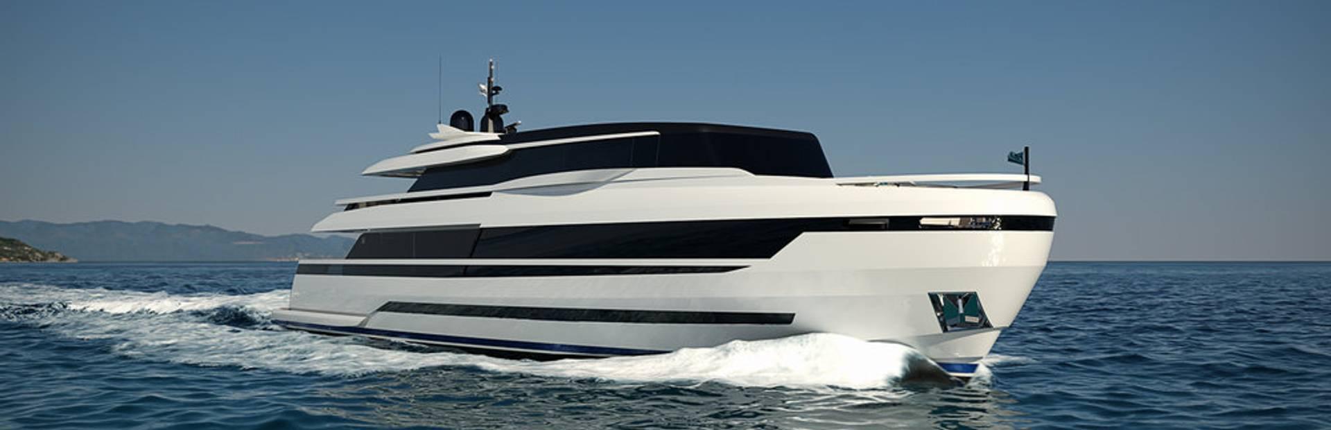 ISA Extra 126 Yacht Charter