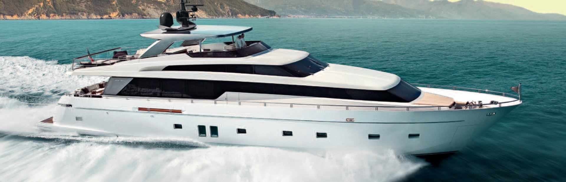 SL104 Yacht Charter