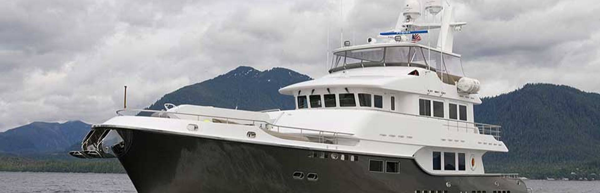 Nordhavn 86 Yacht Charter