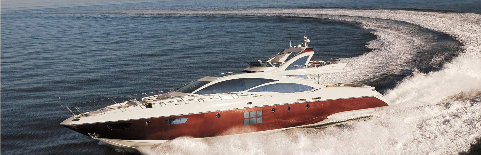 Azimut 103S Yacht Charter