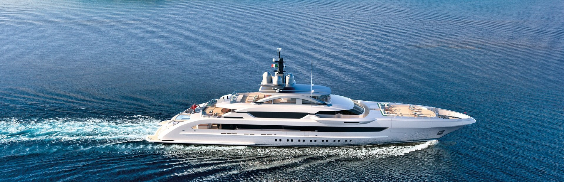 7000 Aluminium Yacht Charter