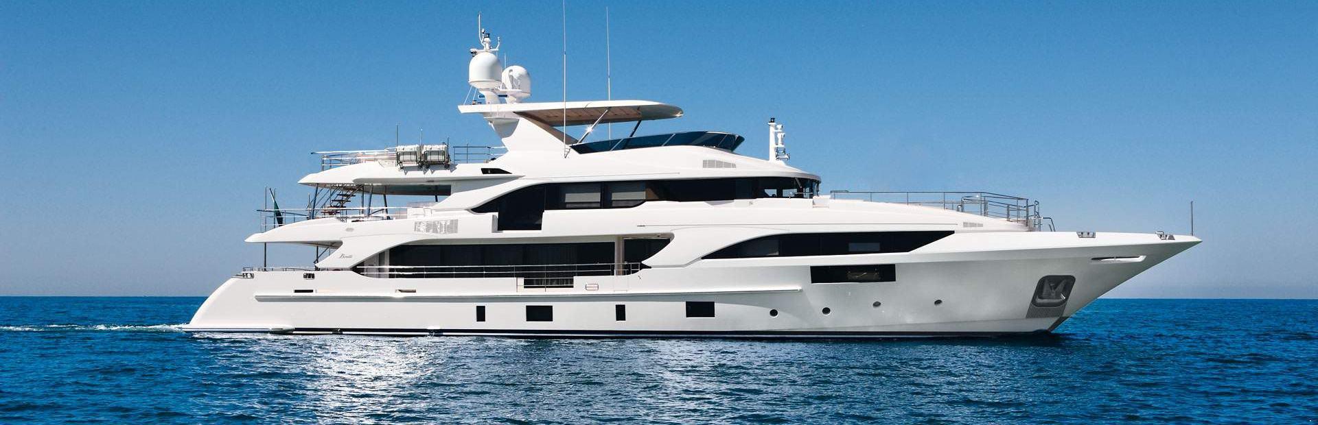 Classic Supreme 132' Yacht Charter