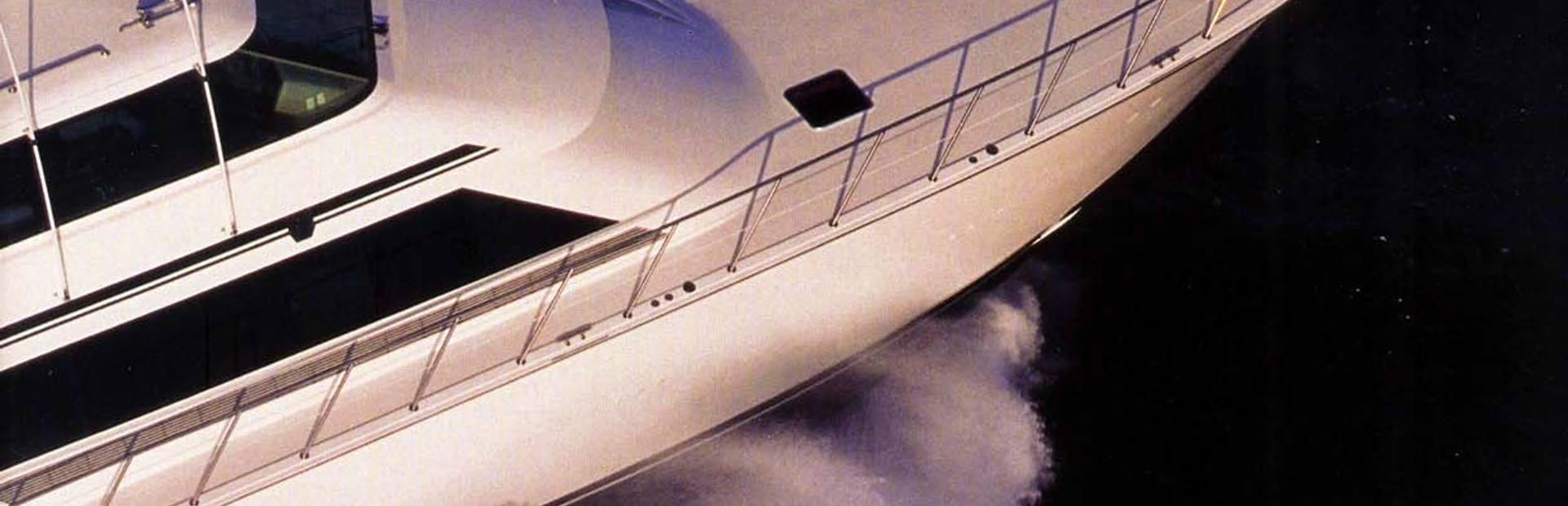 Hatteras 82 Convertible Yacht Charter