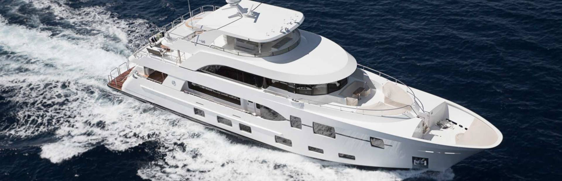 120 Megayacht Yacht Charter