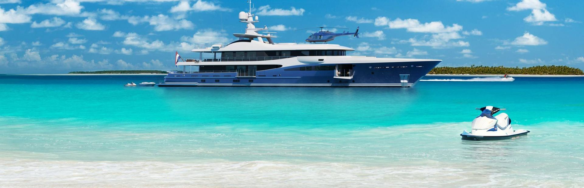 Amels 180 Yacht Charter