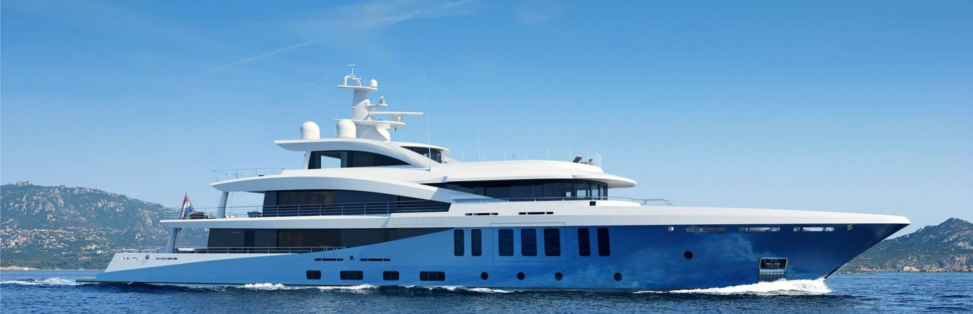 Amels 200 Yacht Charter