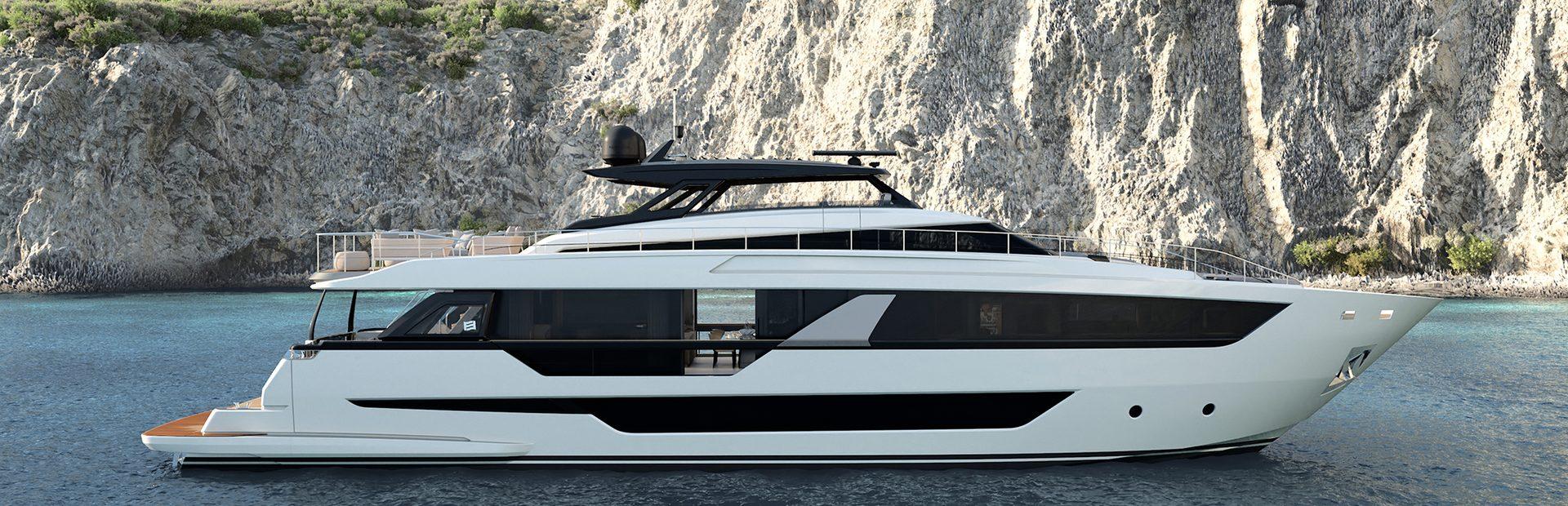 Ferretti Yachts 1000 Yacht Charter