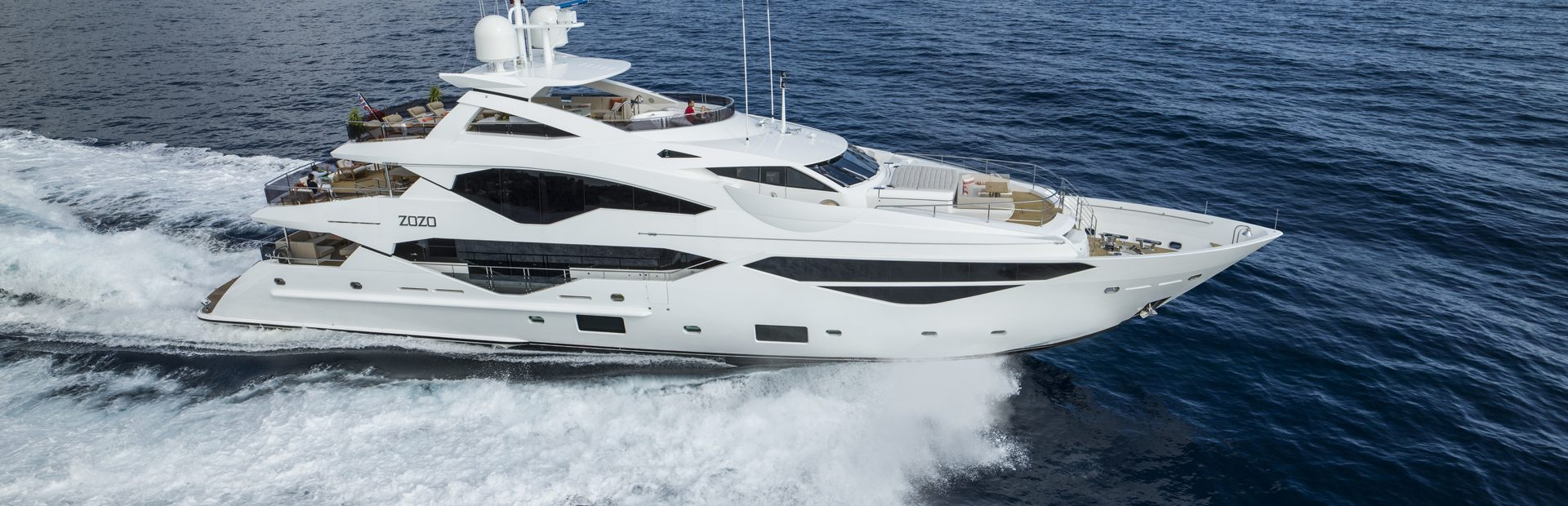 131 Yacht Yacht Charter