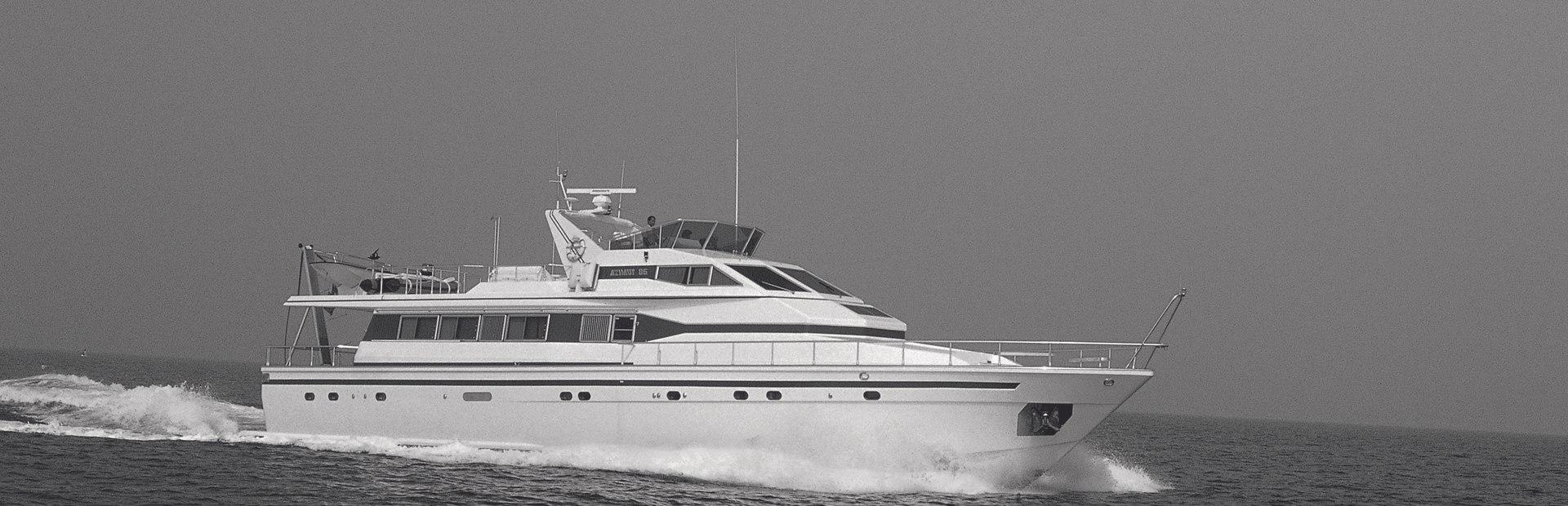 Azimut 86 Florida Yacht Charter