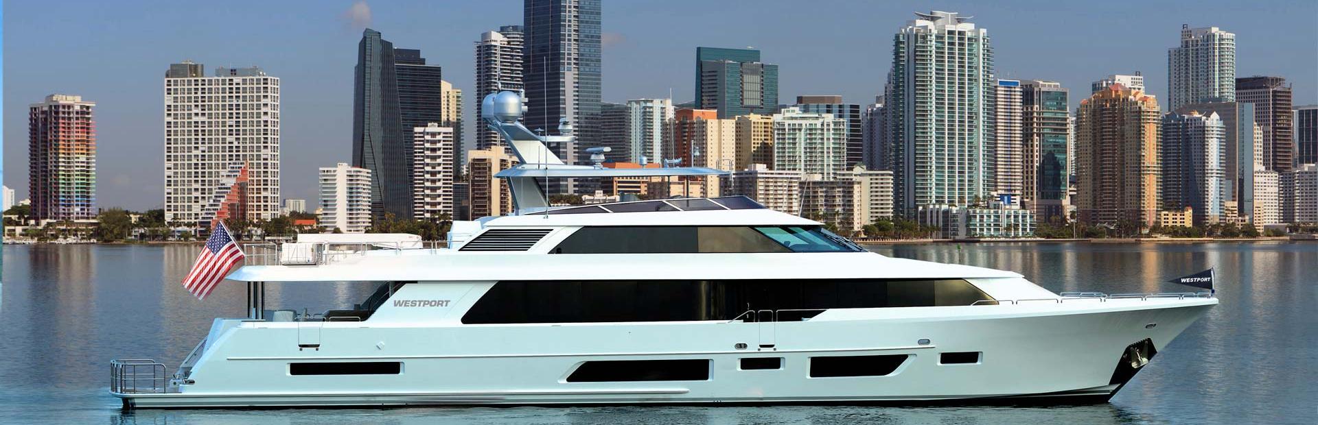 Westport 112 Yacht Charter