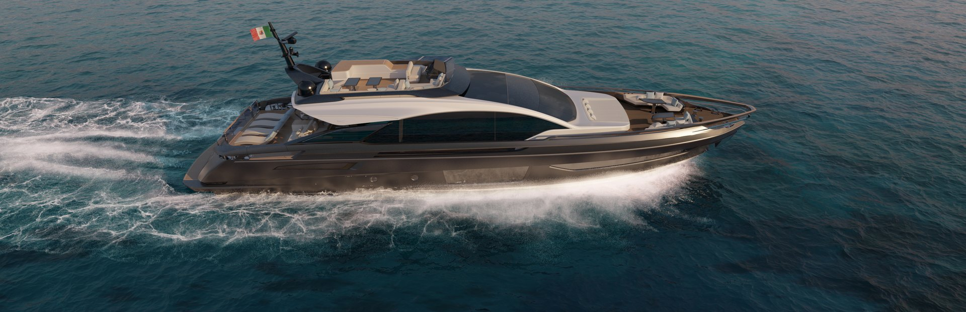 Grande S10 Yacht Charter
