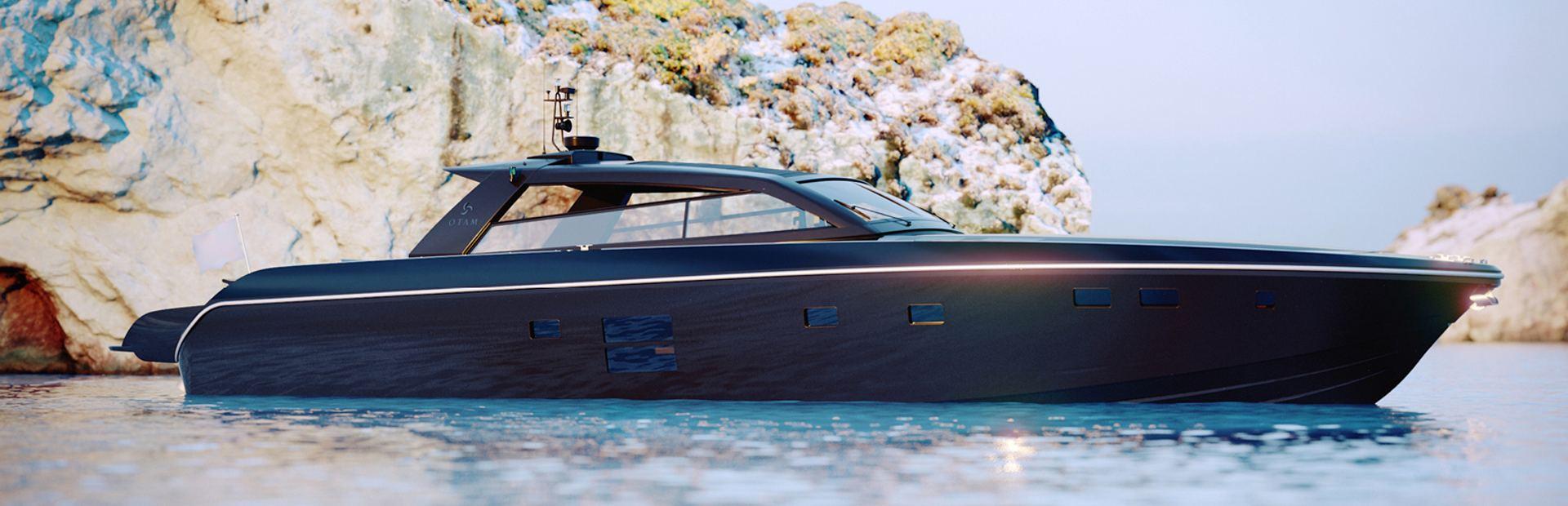Otam 85 GTS Yacht Charter