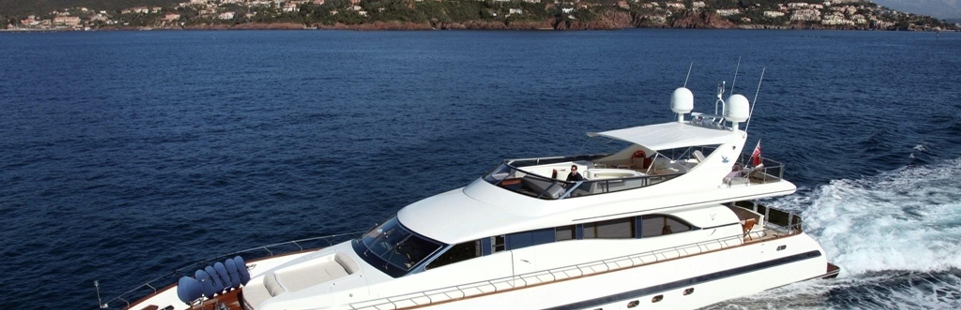 Leopard 26 Yacht Charter