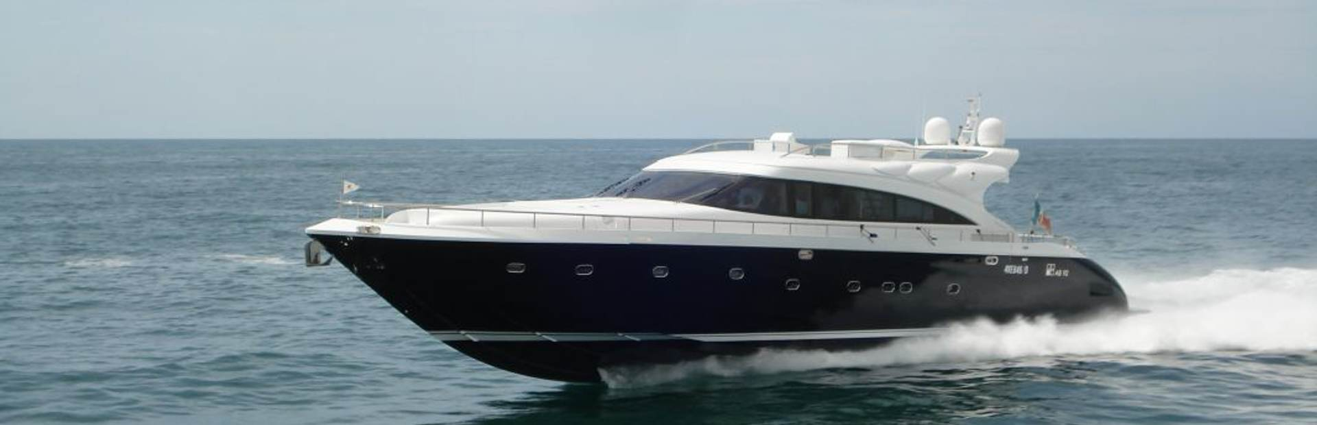 AB Yachts AB 92 Yacht Charter
