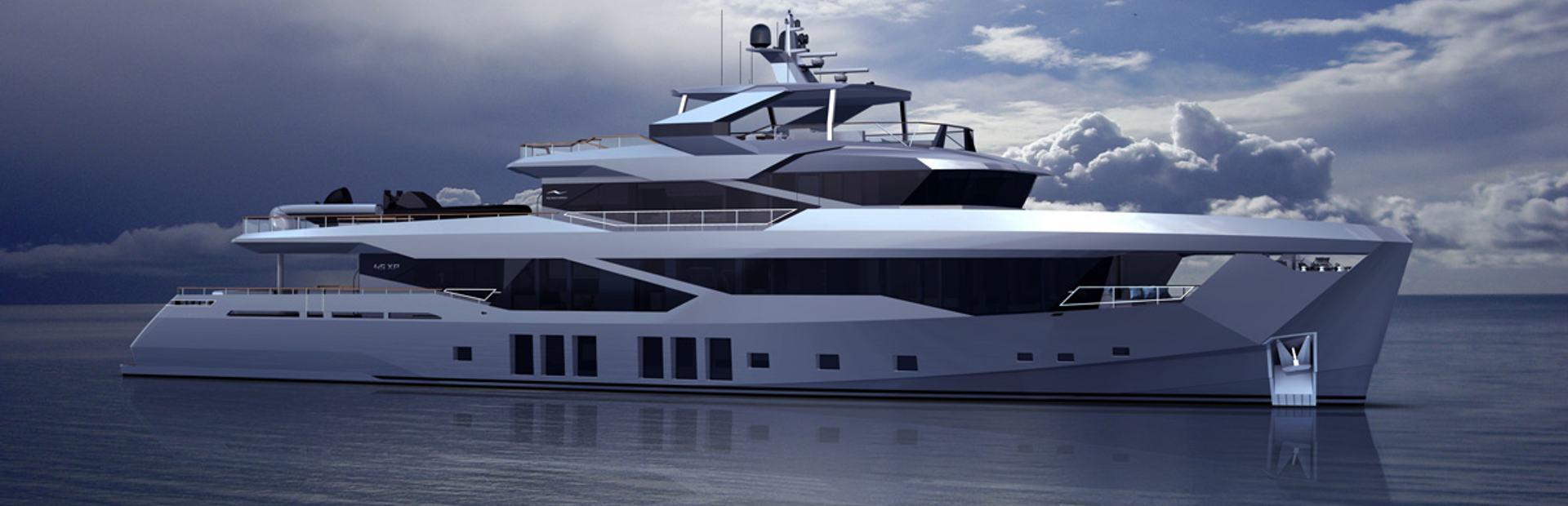 45 XP Yacht Charter
