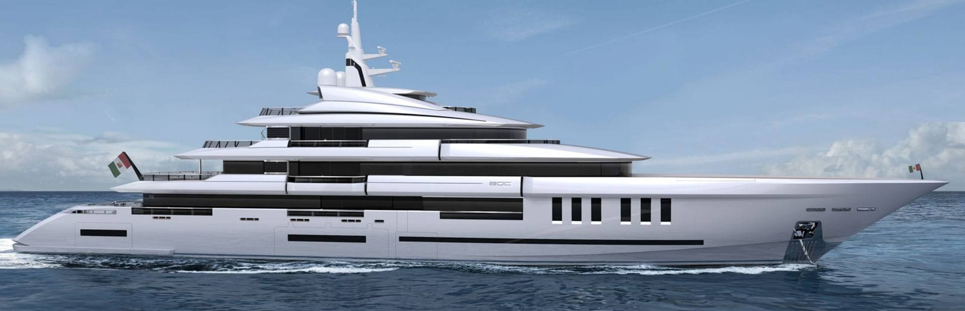 Continental 80 Yacht Charter