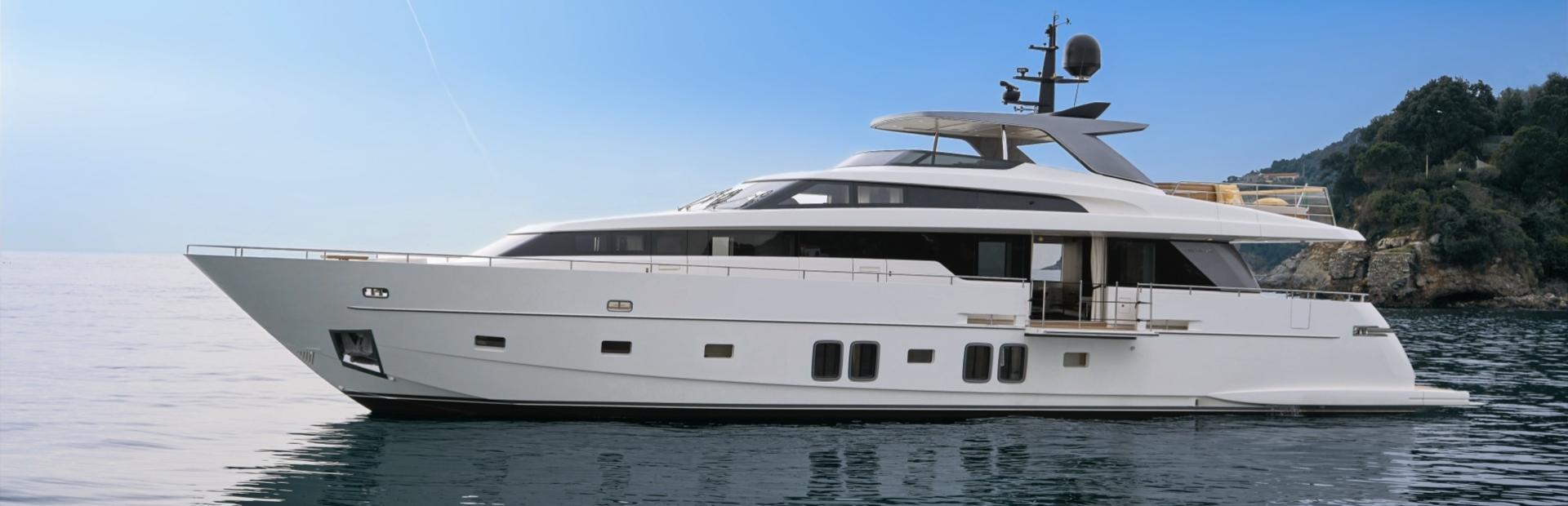 SL96 Yacht Charter
