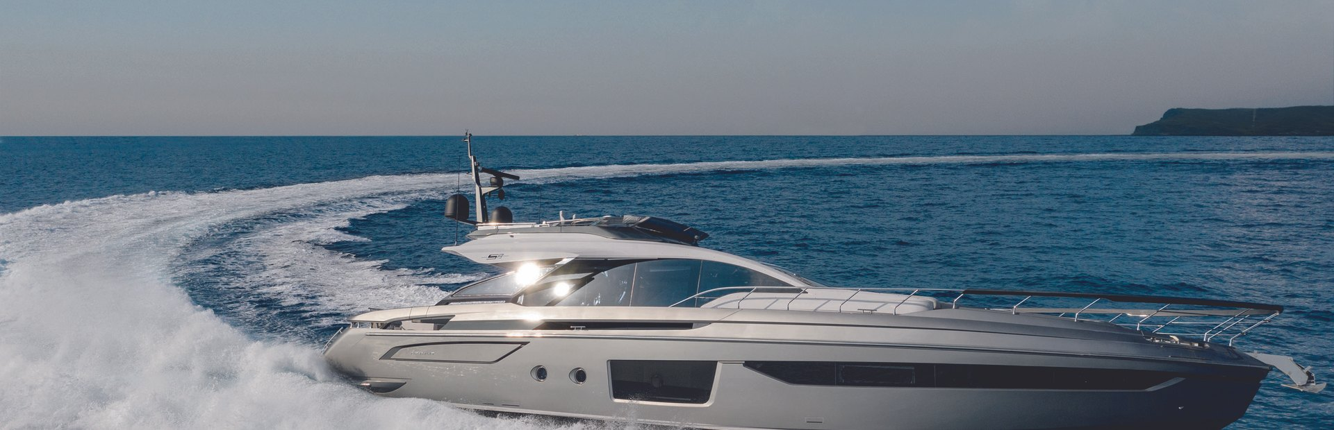 Azimut S8 Yacht Charter
