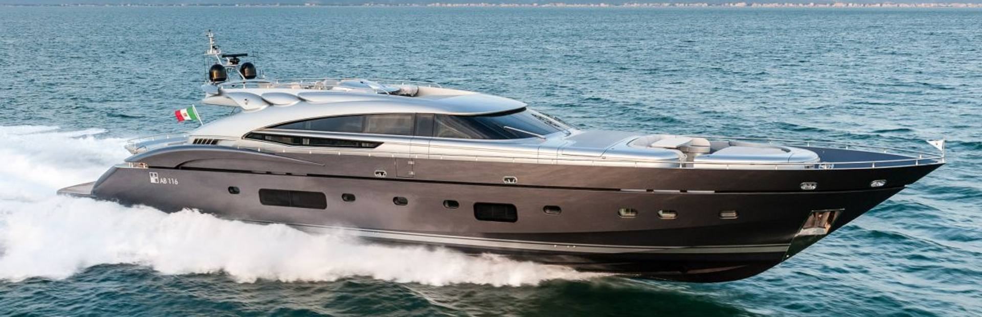 AB Yachts AB 116 Yacht Charter