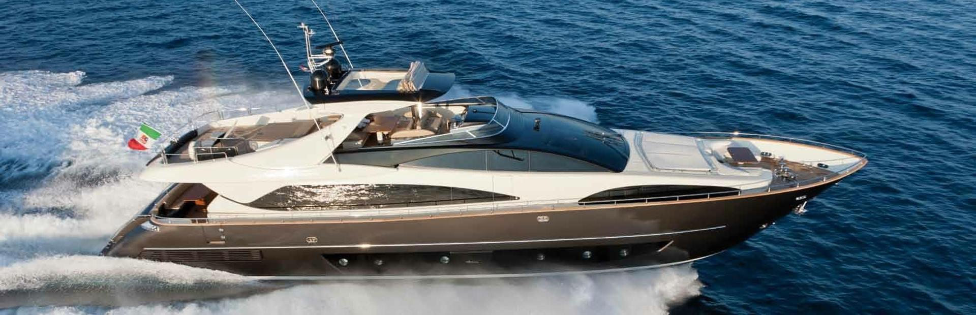 92' Duchessa Yacht Charter