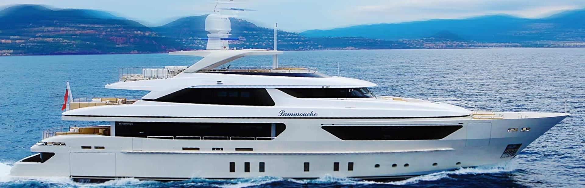 46Steel Yacht Charter