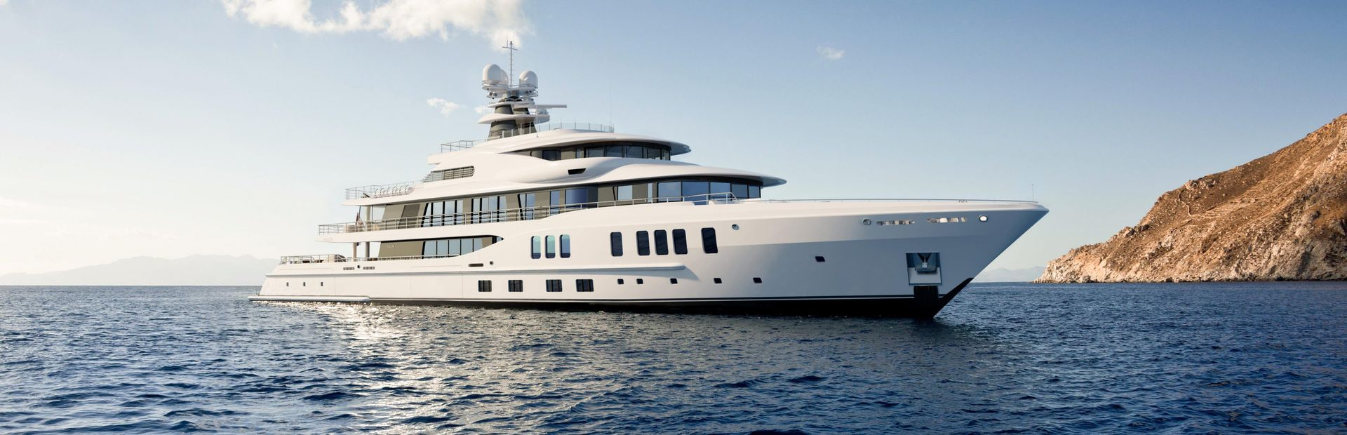 Amels 242 Yacht Charter